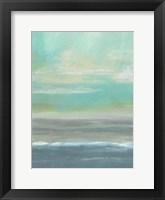 Lowland Beach II Framed Print