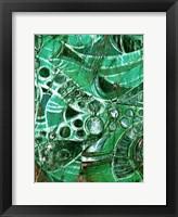 Sea Glass II Framed Print