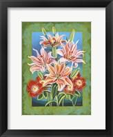 Framed Bouquet in Border II