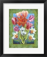 Framed Bouquet in Border III