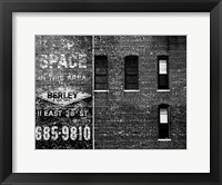 Framed City Speaks III
