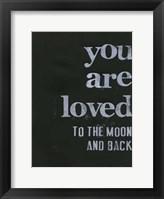 Framed When I Saw You... V