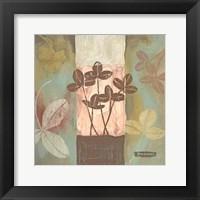 Framed Clover Tile I