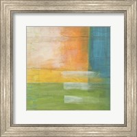 Framed Citrus Fields II