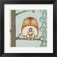Forest Whimsy II Framed Print