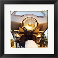 Framed Sunset Ride V