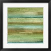 Fields in Spring II Framed Print