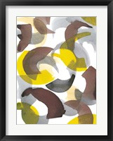 Parenthesis II Framed Print