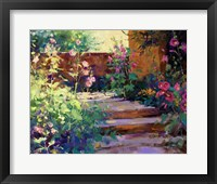 Framed Summer Path