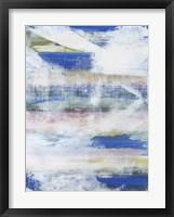 White Wash II Framed Print
