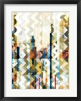 Framed Urban Chevron I