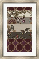 Framed Autumnal Tapestry II