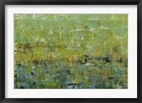 Framed Opulent Field I