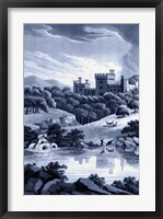 Estate View II Framed Print