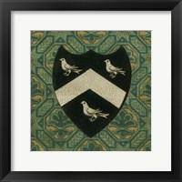 Framed Noble Crest II