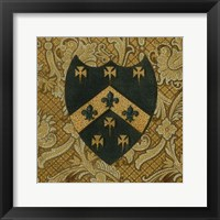 Framed Noble Crest IV