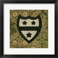 Framed Noble Crest VI