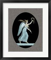 Grecian Beauty II Framed Print