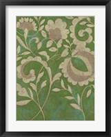 Flourishing Vine I Framed Print