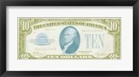 Framed Modern Currency IV