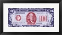 Framed Modern Currency VIII