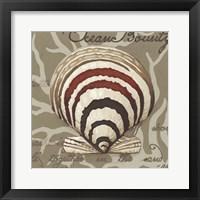 Seaside Sonnet II Framed Print