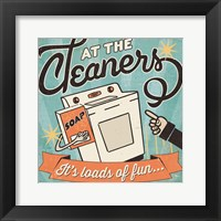 Framed Cleaners II