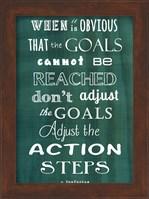 Framed Goals