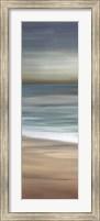 Framed Ocean Calm I