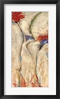 Flores II Framed Print