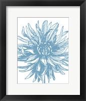 Florette II Framed Print