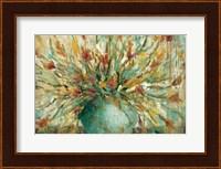 Framed Grande Bouquet