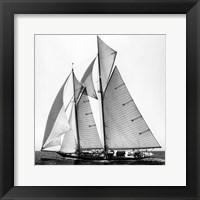 Framed Adrift II