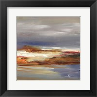 Framed Fresh Aire II - square