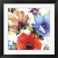 Framed American Watercolors