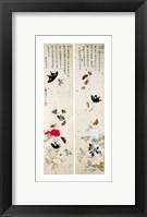Framed Butterflies - script