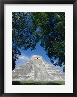 Framed El Castillo