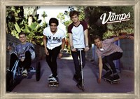 Framed Vamps - Band