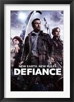 Framed Defiance
