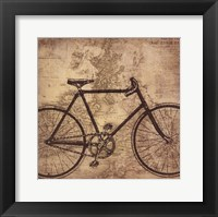 Framed Bicycle Travel