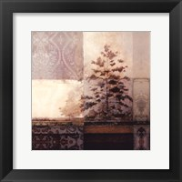 Framed Pine Trail I