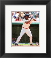 Framed Michael Bourn 2014