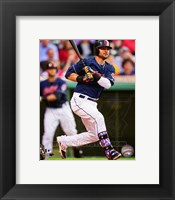 Framed Nick Swisher 2014