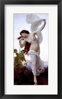 Framed Greek Goddess Eos, the Goddess of Dawn