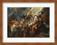 Framed Fall of Phaeton