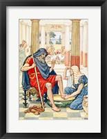 Framed Thou Art Odysseus