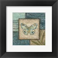 Framed Butterfly Montage II