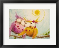 Framed Hoo's Bound by Love