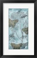 Wings & Petals II Framed Print