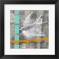 Vector II Framed Print